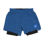 Saysky Checker 2 In 1 Shorts